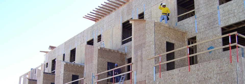 Commercial framing projects