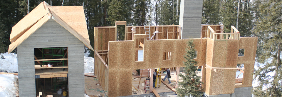 High country residential projects